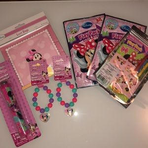 DISNEY Minnie Mouse 1st Birthday Party Supplies